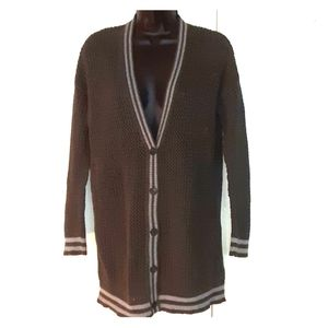 💥 AMERICAN EAGLE OUTFITTERS MENS CARDIGAN/SWEATER